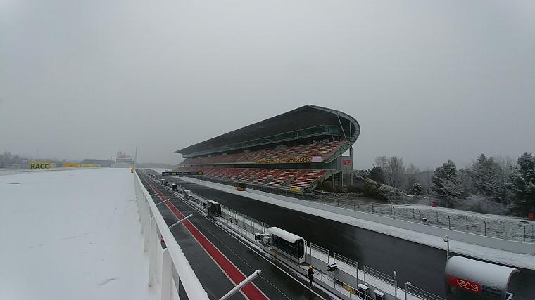 Snowy Catalunya