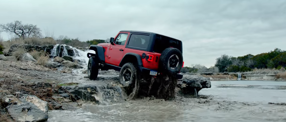 FCA Makes the Odd Choice to Release a Jeep Super Bowl ...