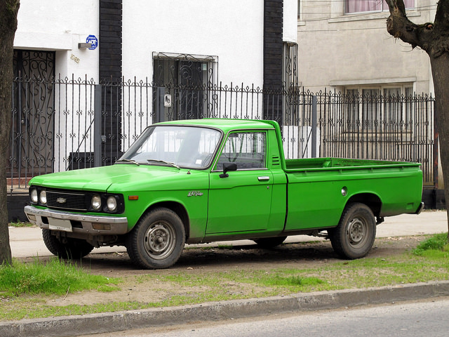 1978 chevy luv