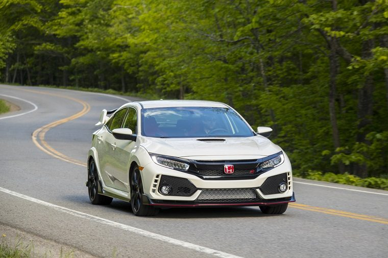 2017 18 Honda Civic Type R