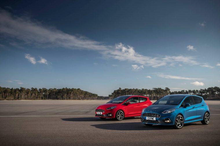 2018 Ford Fiesta ST 3-Door and 5-Door