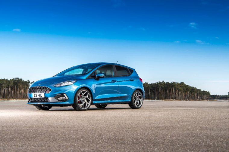 2018 Ford Fiesta ST 5-Door