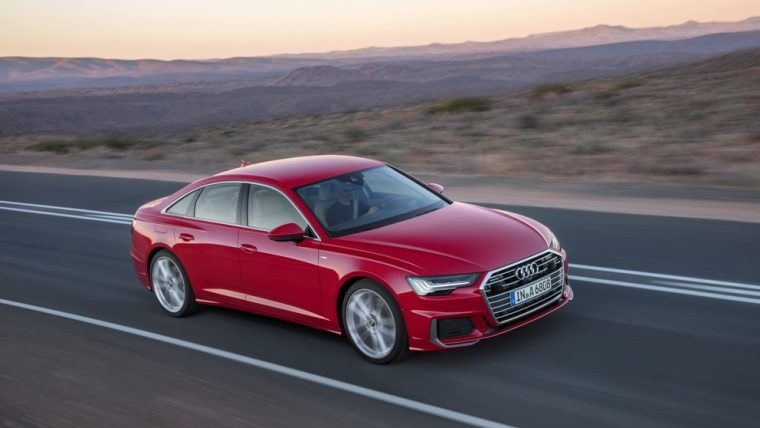 2019 Audi A6 Takes A Bow In New York The News Wheel