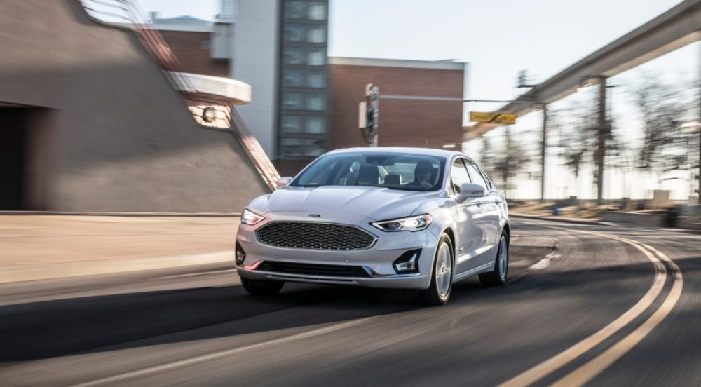 Ford Fusion production ends