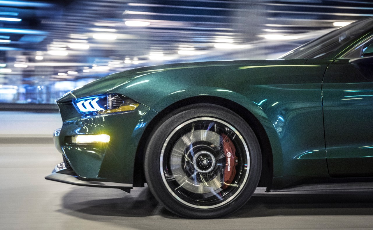 480-Horsepower 2019 Ford Mustang Bullitt Gets $46,595 Pricetag - The News Wheel