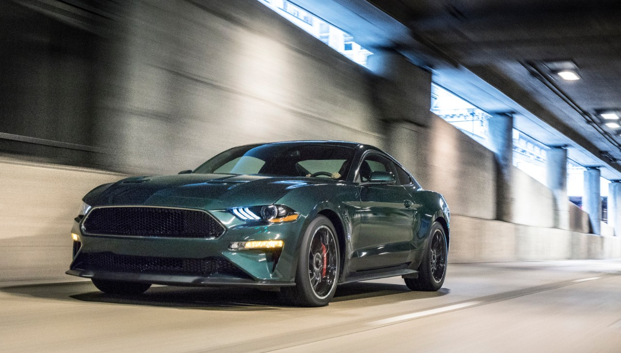 480 horsepower 2019 ford mustang bullitt gets 46595 pricetag the news wheel
