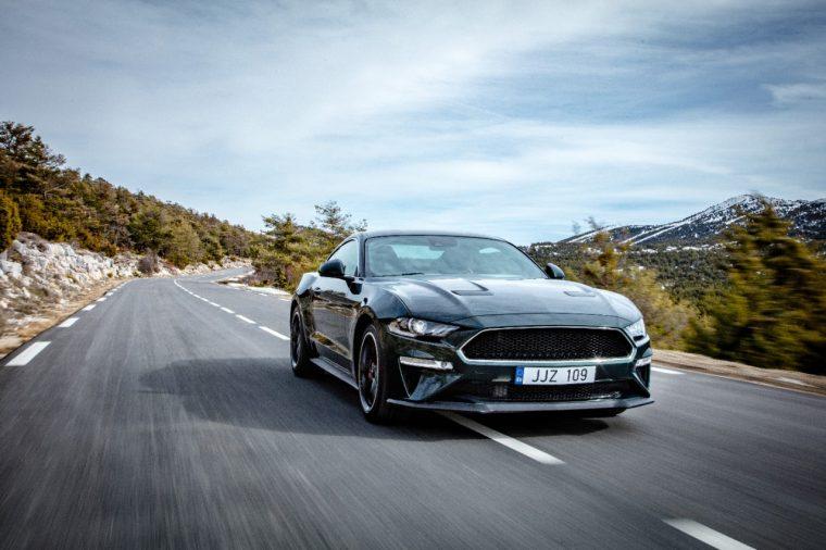 2019 Ford Mustang Bullitt Geneva