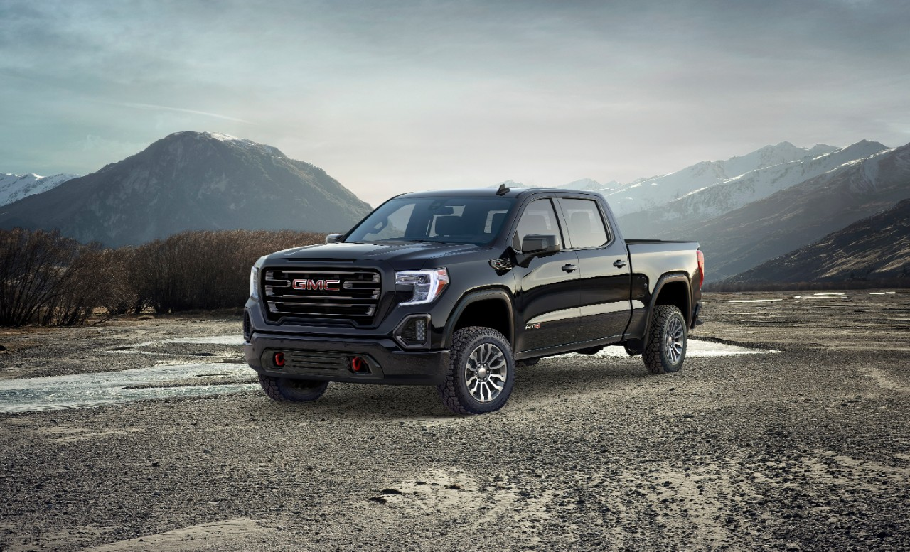 GMC Enters Off-Road Market, Debuts 2019 Sierra AT4 - The News Wheel