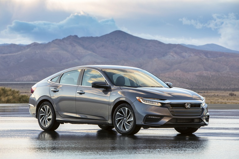 2019 Honda Insight Launches in New York with 55 MPG City ...