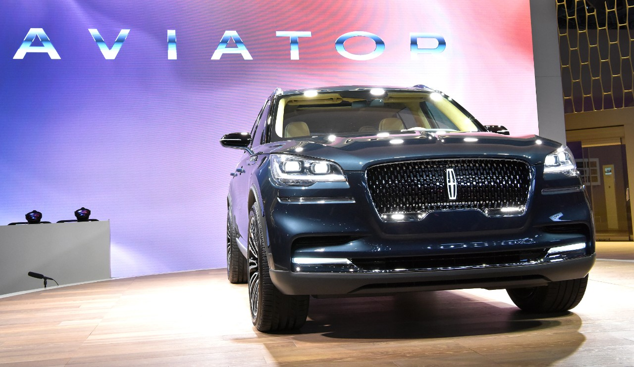 [Photos] Hey, Lincoln Aviator, You Sure Do Look Nice - The News Wheel