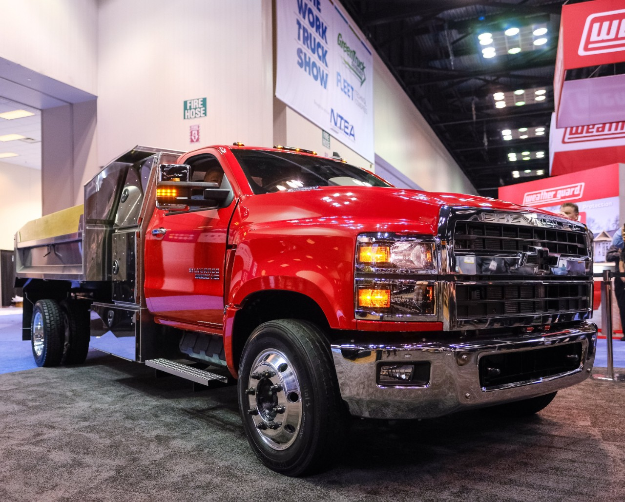 Chevrolet Debuts All-New Silverado 4500HD, 5500HD, and