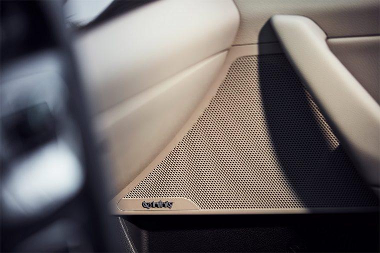 2018 Hyundai Sonata Limited Ultimate Speakers