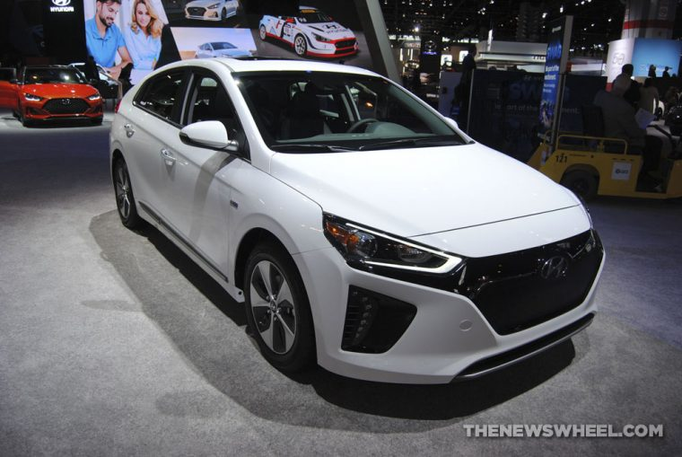 2018 Hyundai Ioniq Electric - Chicago Auto Show