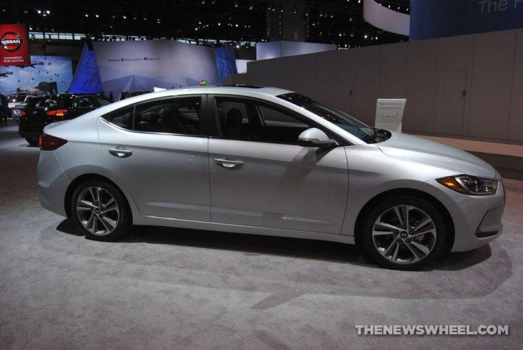 2018 Hyundai Elantra - Chicago Auto Show