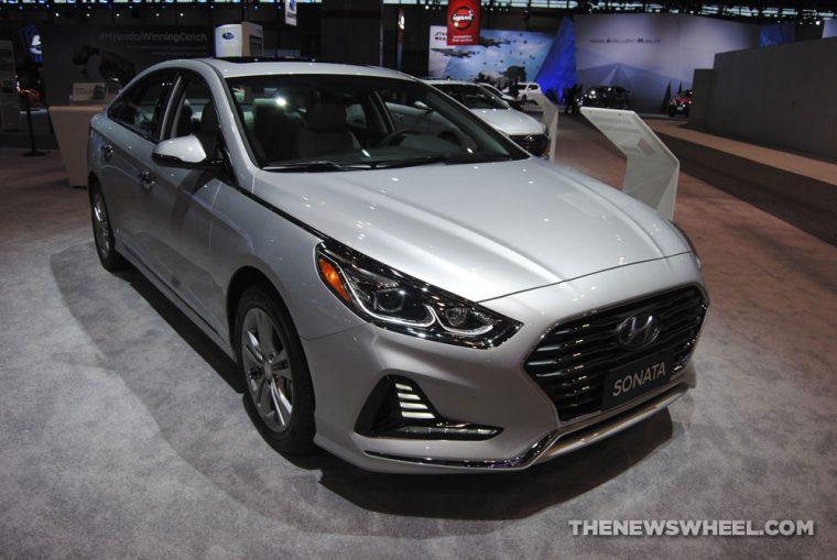 2018 Hyundai Sonata - Chicago Auto Show