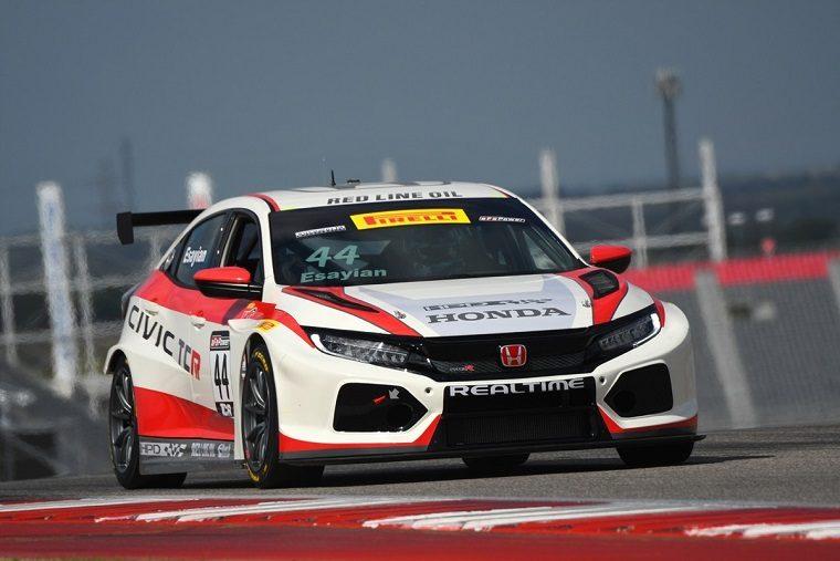 Honda Civic Type R Takes on Pirelli World Challenge