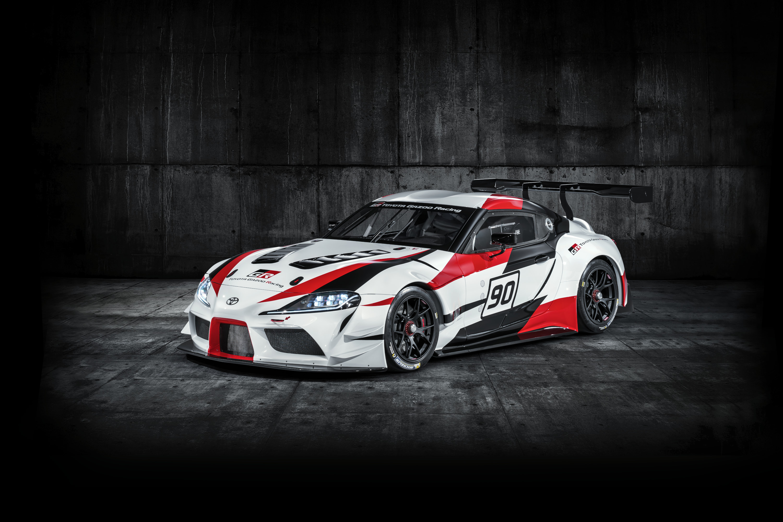Toyota Unveils Supra Concept The News Wheel
