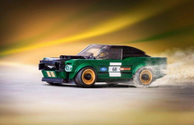 LEGO Speed Champions 1968 Ford Mustang