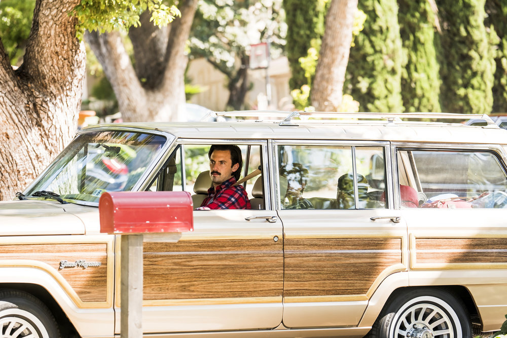 Jack Pearson Jeep Grand Wagoneer This Is Us
