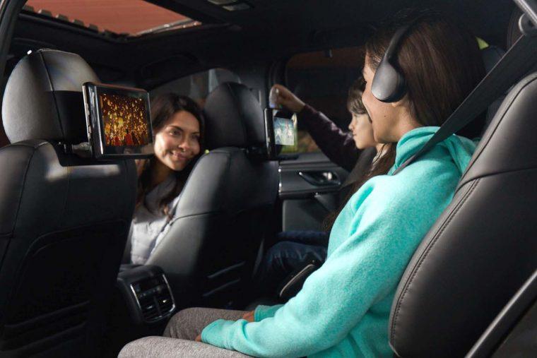 Mazda CX-9 Rear Seat Entertainment System