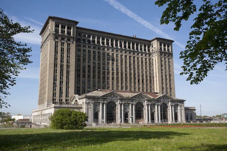 Michigan Central Station - Albert Duce