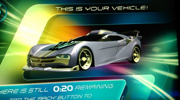 Create the car of the future at Test Track