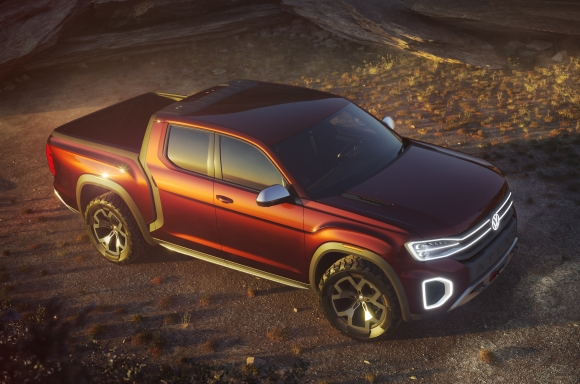 Pickup Lines Are Mighty Successful With Ford Volkswagen Is Still Considering The Idea Of Unleashing A Truck In U S Market