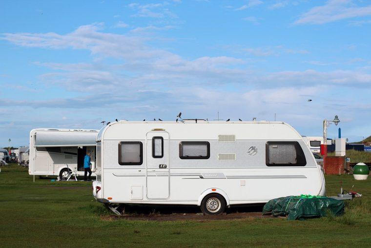 caravan popularity uk