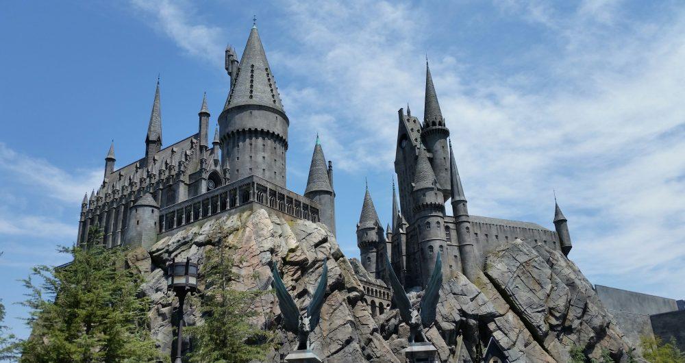 hogwarts castle wizarding world of harry potter
