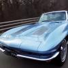 Obama Comedians in Cars Getting Coffee 1963 Corvette Stingray