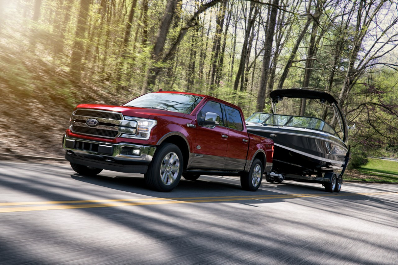 Ford Confirms F-150 Power Stroke's Segment-Best Fuel Economy; Best-in-Class Diesel Power, Towing ...