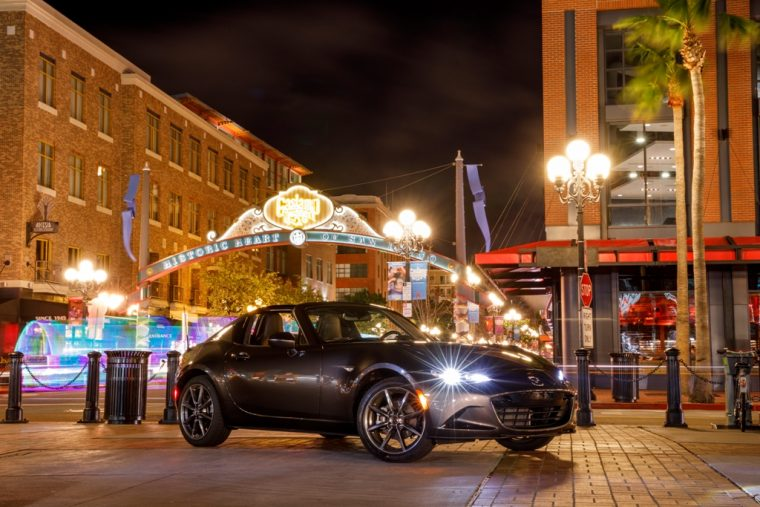 2018 Mazda MX-5 Miata Overview - The News Wheel
