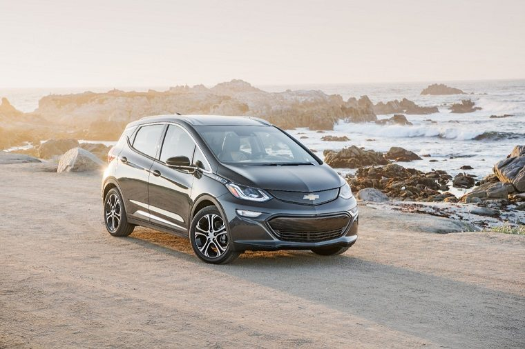 1 2018 Chevy Bolt Ev