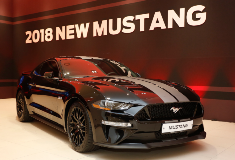 2018 Ford Mustang Korea