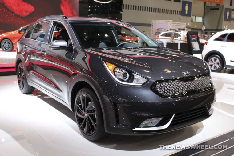 U S News World Report Names 2018 Kia Niro Best Hybrid Suv