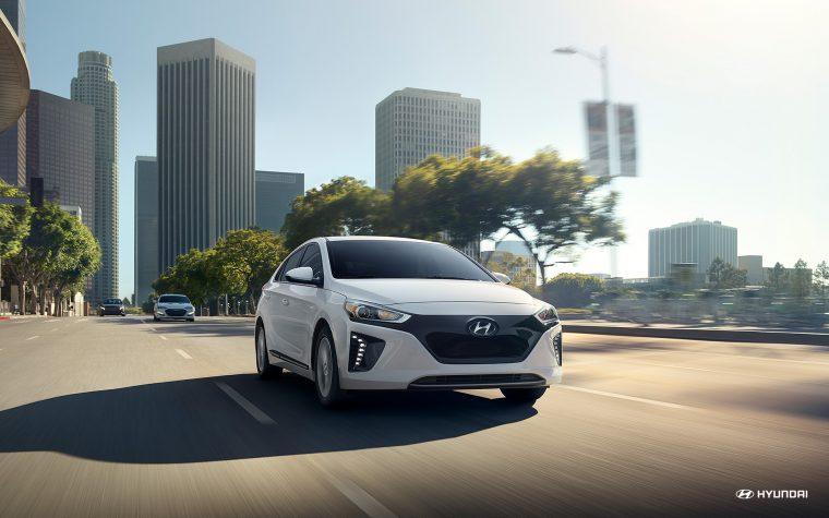 2018 Hyundai Ioniq Electric