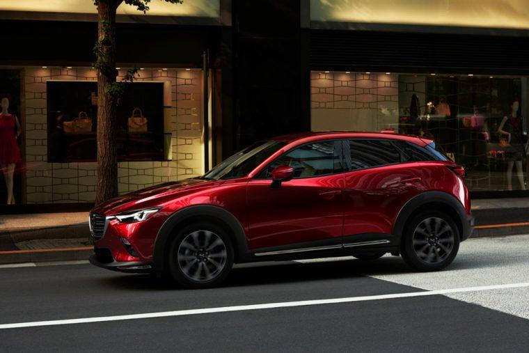 2019 Mazda CX-3 redesign