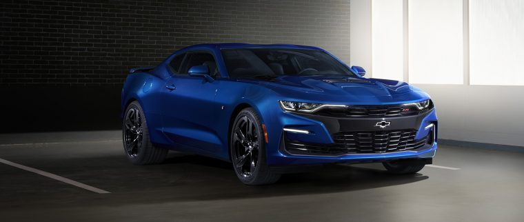 Chevrolet Reveals The Refreshed Look For The 2019 Chevy Camaro The