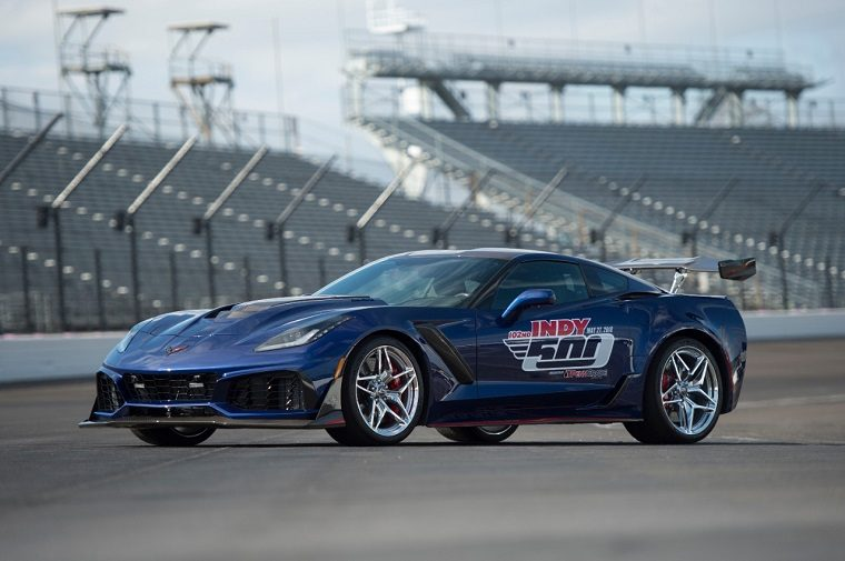 2019 Chevrolet Corvette ZR1 Indy 500