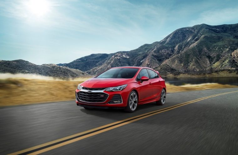 Refreshed 2019 Chevrolet Cruze: More Changes on the Way - The News Wheel