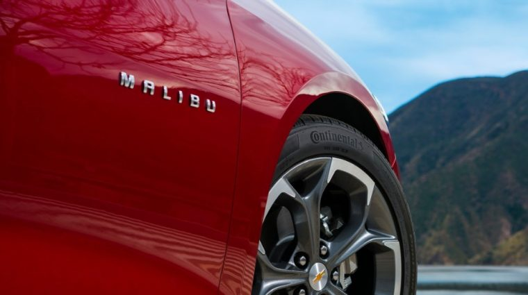 2018 Chevrolet Malibu Nameplate Chicago Auto Show