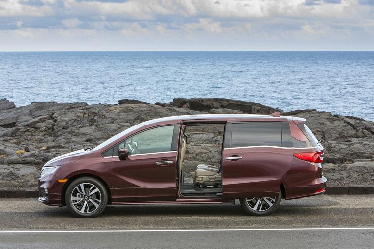 2019 Honda Odyssey Arrives at $31,065 - The News Wheel