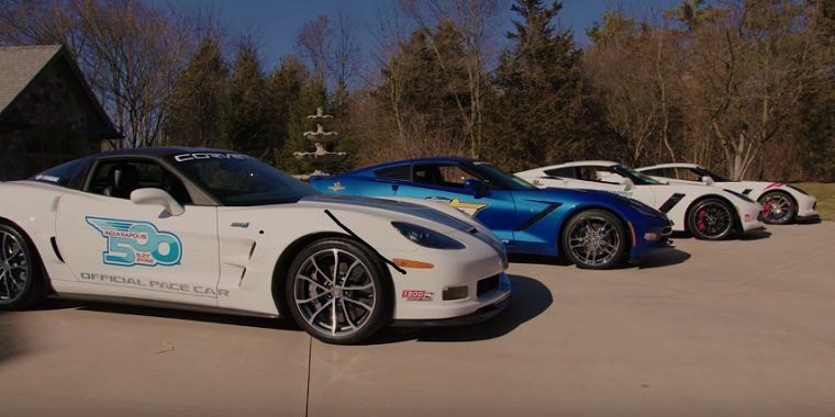 Busse Corvette Collection