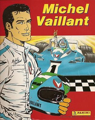 Michael Valiant comic book graphic novel automotive cars racing gearheads series