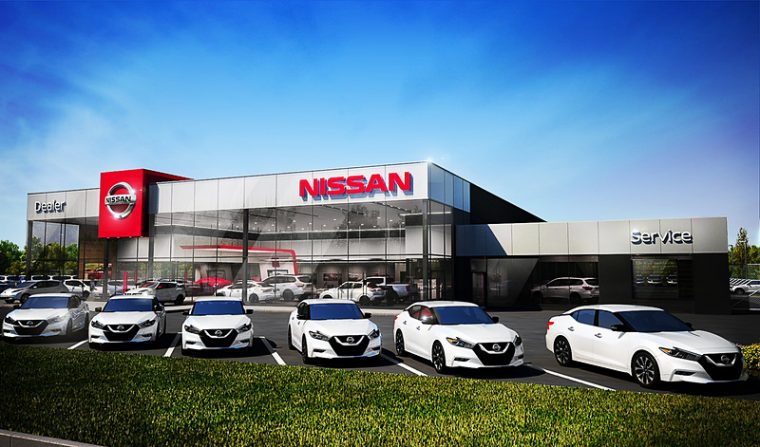 New Nissan Dealership