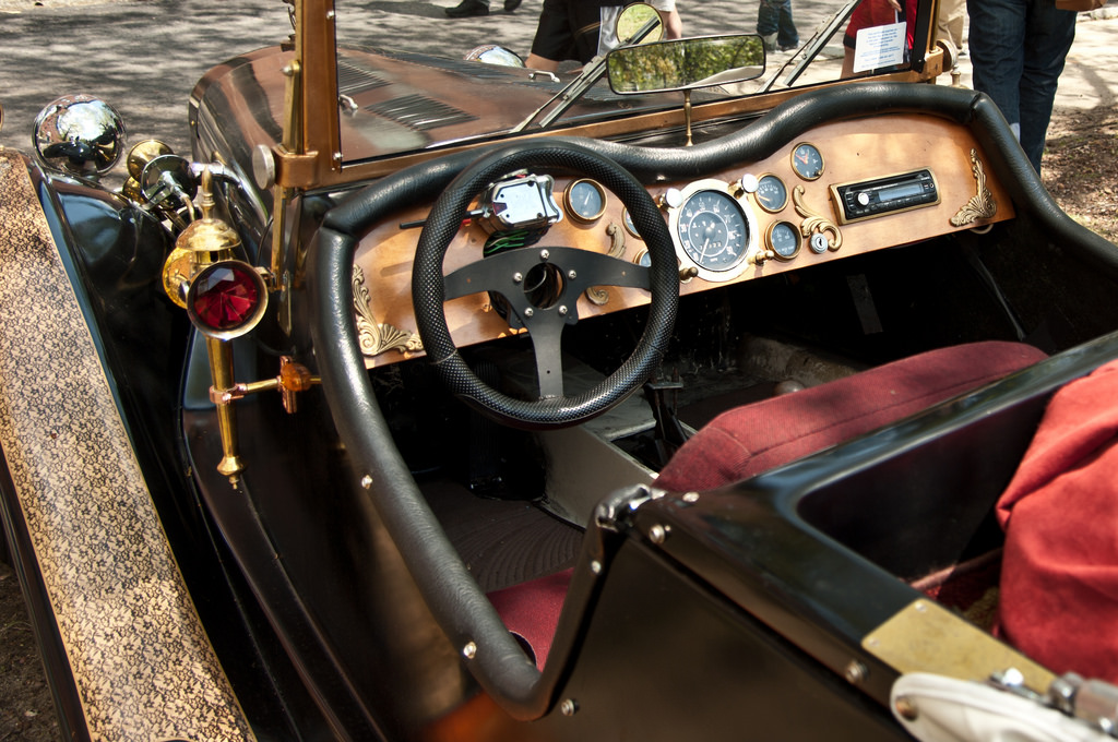 Affordable Creative Ways To Make Any Car Look Steampunk The News Wheel