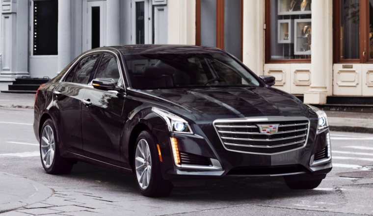 2019 Cadillac Cts >> Few Changes Planned For 2019 Cadillac Cts Sedan In What S Likely To