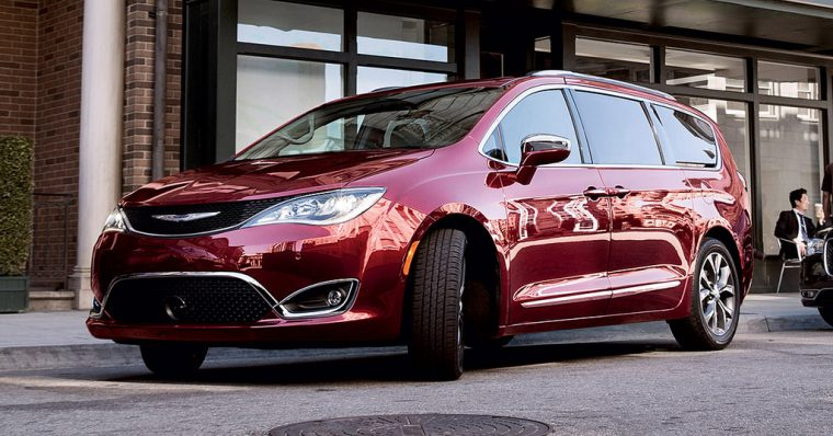 7 Passenger Vehicles >> 2018 Chrysler Pacifica Ranks As One Of The Best 7 Passenger Vehicles