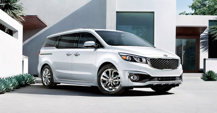 Four Kia Models Named To Us News List Of 24 Affordable Family Cars