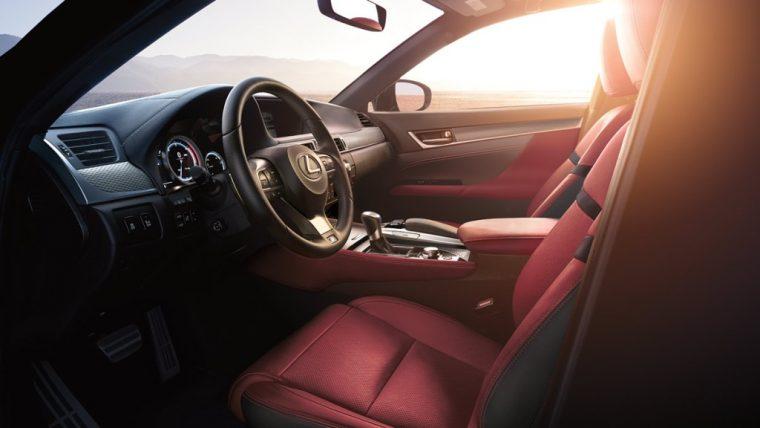 2018 Lexus GS F SPORT